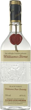 Schladerer Brandy Williams Birne Pear 80@